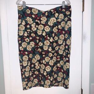 'LULAROE' pencil skirt